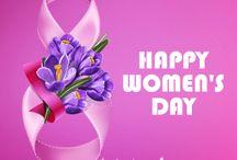 International Women's Day Cards