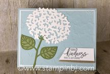 Thoughtful Branches / Stampin' Up! Card Ideas Using Thoughtful Branches