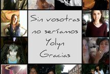 Yolyn's Family / A place to find our friends, clients, people wearing Yolyn Jewels, OUR FAMILY.