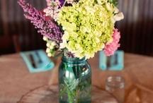 Wedding Flowers Rustic