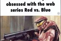 Red vs Blue / You ever wonder why we're here?