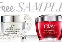 Free Olay Regenerist Cream Sample