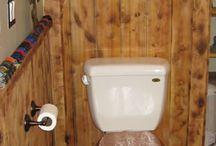 Outhouse Bathroom