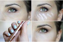 My makeup favourites / rose-vanilla.blogspot.com