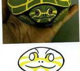 Rock painting / Turtle