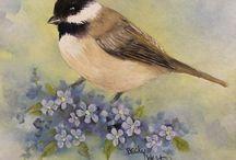 Kuşlar&kelebekler