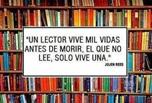 #quotes Sobre libros, leer, escribir.... #citas
