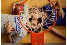 농구웨딩사진