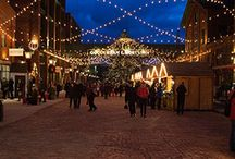 Christmas / The Toronto Christmas Market in the Distillery District is the must see event of the holiday season. Don't miss it.