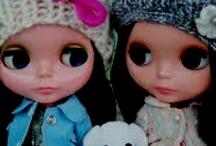 Blythe dolls / by Corine Woolfe
