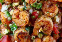 Seafood meals