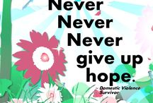 Hope for victims