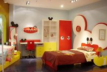 Cute Kid's Rooms / by Tanya Villanueva