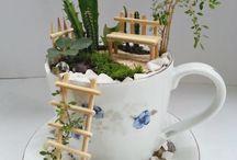 miniatury kvetiny
