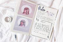 Creative sketchbook