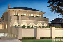 Classic Design / A collection of classically designed homes.