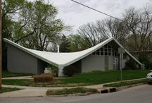 Kansas Architecture - Modern / Featuring Modern style architecture in Kansas