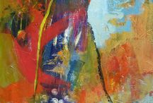 Abstract Acrylic Painting Ideas Mensen