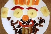 Temple Fun Food For Kids / Fun food for kids. Kids food. , meals and snacks. Healthy, silly food for children.  Food faces, food landscapes and all round silly fun food.