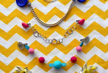 awesome jewelry ideas / by Tyna Ramirez