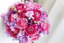 bouquet / 花嫁には大切なブーケ、ブートニア