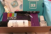 Birchbox goodies