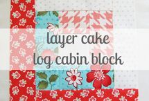 Log Cabin Quilts / by Kayla Poling