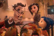 Animated Movies / by Kaitlan Whitman