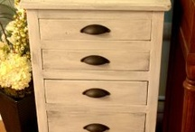 Refinishing Furniture / by Vicki Appello