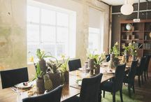 Co-Working Spaces / Inspiring co-working spaces