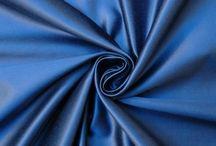 šaty - dyšes pařížská modř