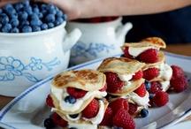 Pancakes & Pikelets
