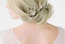 Wedding hair / by Kasie Core
