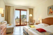 Suites & Rooms: Inside