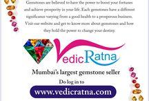 Buy Precious Gemstone Online / Buy 100% natural, untreated, precious, semi-precious and loose gemstones from Vedicratna.com -India's best online gemstone store. Buy gemstones which are 100% certified.