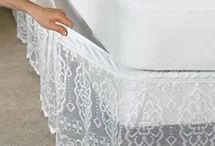 Falda para colchon