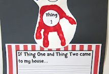 Dr Seuss Theme / by Amy Wright