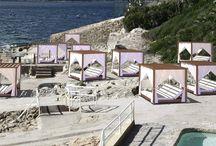 chill out camas balinesas / Diseño, producción y fabricación exclusiva y ecológica por www.comprarenbali.com