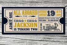 ticket invitation