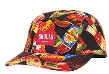 Cool hot sauce hats / Want a col hat that declares your feelings for hot sauce? Here ya go!