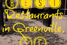 Greenville SC Places To Eat