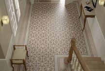 Тренды: Викторианские полы / Узорные и мозаичные полы Викторианской эпохи.