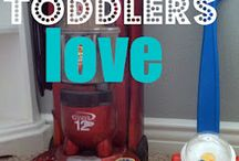 Toddlers / by Lisa Caughlin