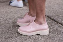 Para os pés