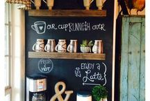 coffee corner ideas