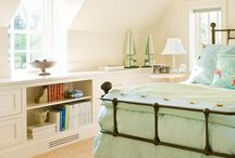 Sypialnia / pomysły na aranżację sypialni