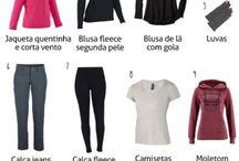 Chile roupas