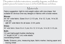 Sewing - Adult Clothing / sewing tutorials for clothing
