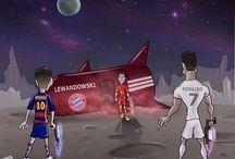 Piłka nożna / Wszystko to co związane z piłką nożną!