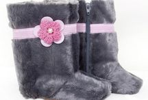 Myang Baby and toddler boots